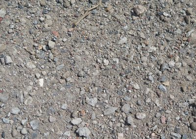 Concrete Crusher Dust