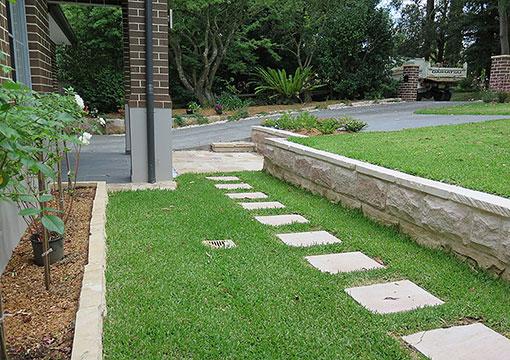 Sydney Sandstone Brian Martin Landscape Supplies
