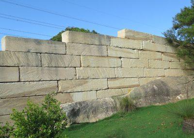 Stone Logs