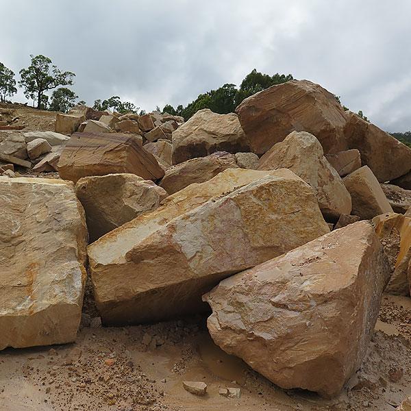 Landscape With Rocks: Brian Martin Landscape Supplies